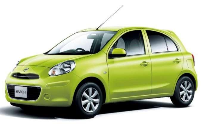 Berfitur lengkap, harga mobil bekas Nissan March tahun segini mulai Rp 70 juta saja