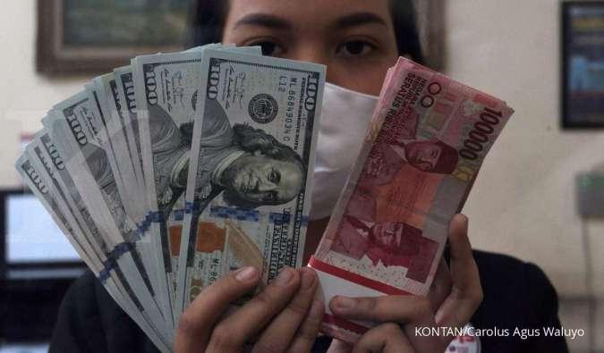 Kurs dollar-rupiah di BRI, hari ini Rabu 31 Maret 2021