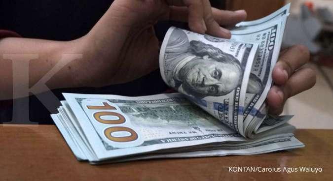 Kurs dollar-rupiah di Bank Mandiri hari ini Kamis 8 April 2021