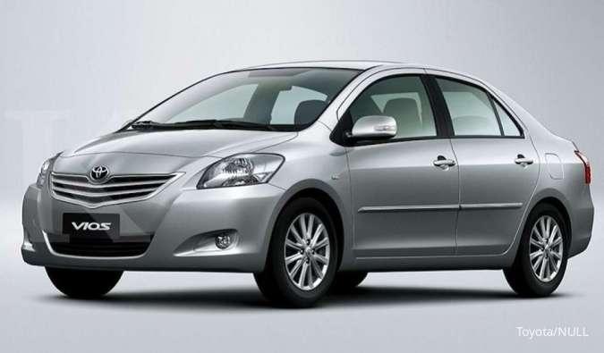 Mulai Rp 60 juta, harga mobil bekas Toyota Vios kian terjangkau.