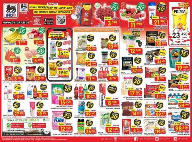 Daftar Katalog Promo Weekend Giant, Superindo, dan