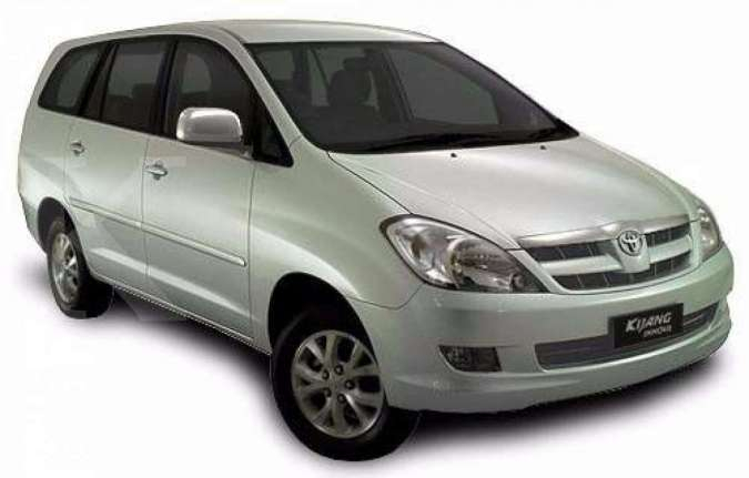 Harga mobil bekas Toyota Kijang Innova 2004