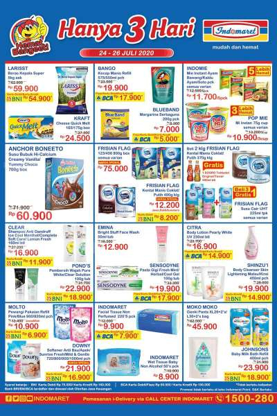 Daftar Katalog Promo Weekend Giant, Superindo, dan