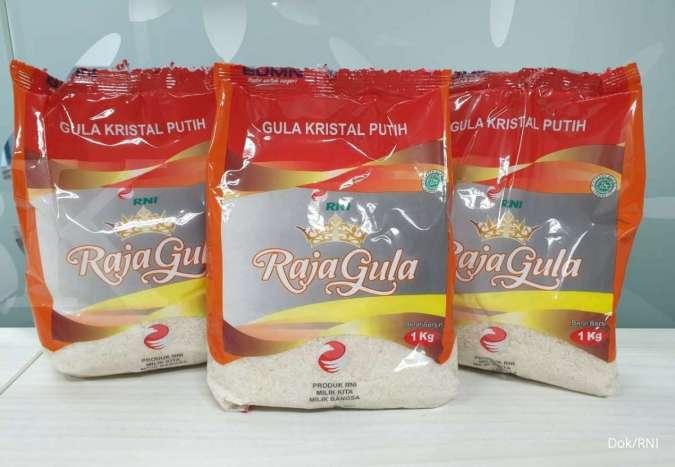 Produk gula Rajawali Nusantara Indonesia
