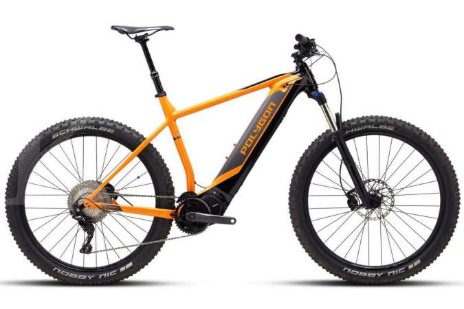 Harga sepeda Polygon Entiat-E bikin geleng kepala, tapi siap terjang medan ekstrem