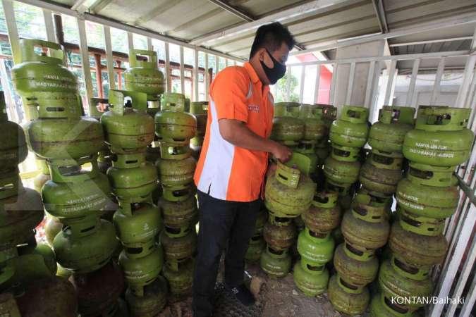 Pertamina jamin stok LPG 3 kg di Kabupaten Tasikmalaya dalam kondisi aman