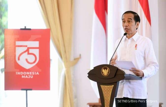 Gubernur Kepri positif corona usai dilantik, Jokowi tak percepat jadwal swab test