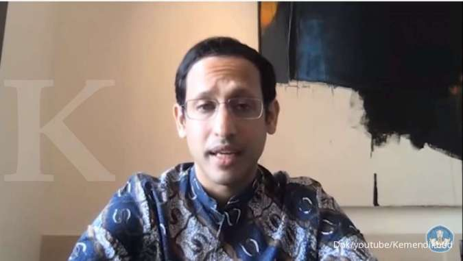 Menteri Pendidikan dan Kebudayaan Nadiem Makarim Selasa (28/7) menyampaikan permintaan maaf kepada NU, Muhammadiyah dan PGRI soal pelaksanaan program Organisasi Penggerak (POP)