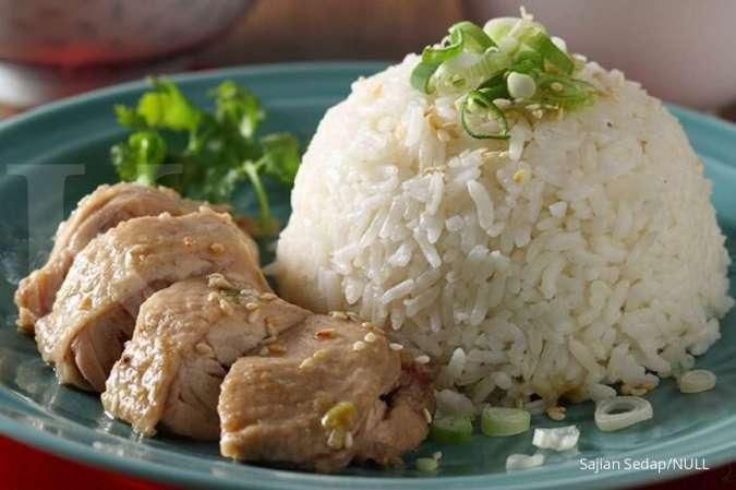 Nasi Hainan