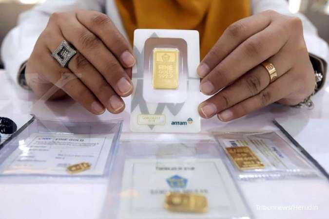 Harga Emas Hari Ini Di Pegadaian Jumat 25 September 2020