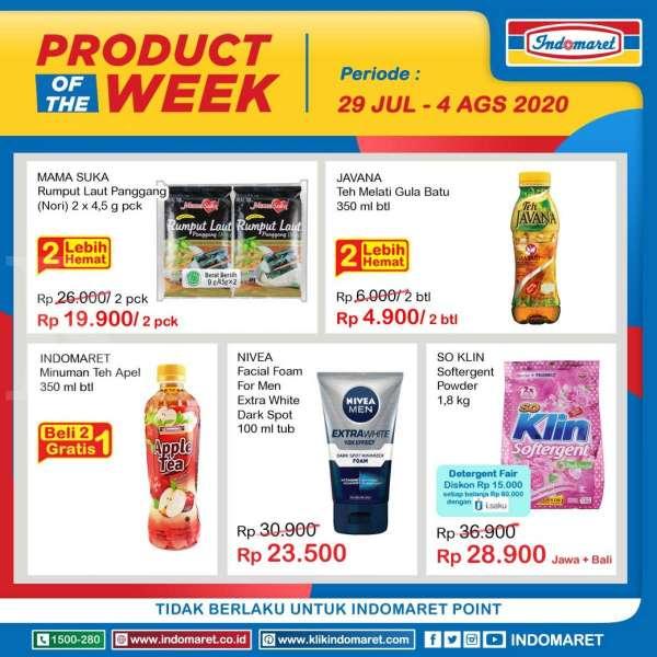 Promo Indomaret Product of The Week 29 Juli-2 Agustus 2020