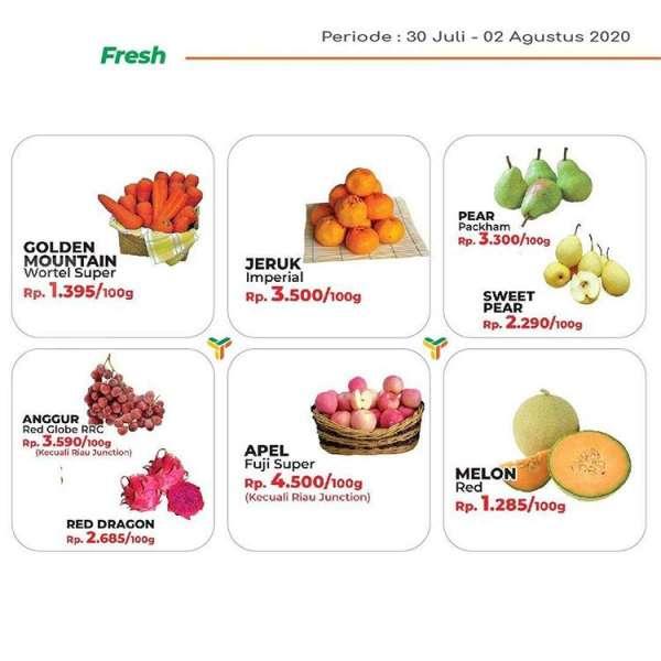 Promo JSM Yogya Supermarket 30 Juli – 2 Agustus 2020