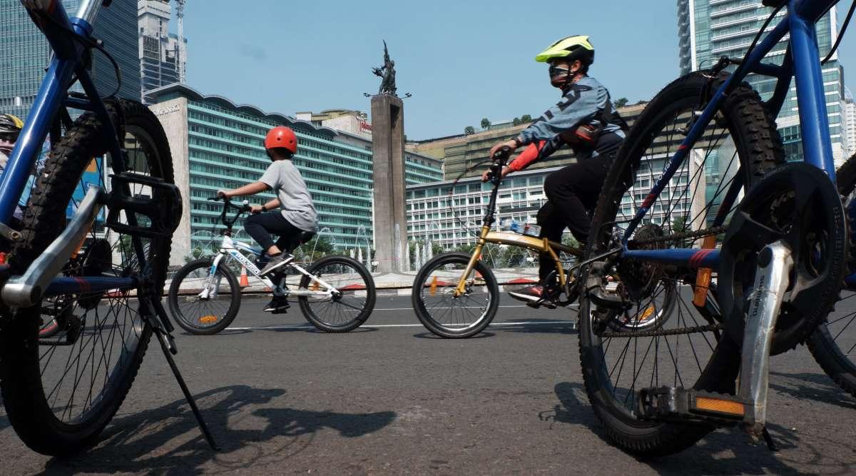 Pembaruan produk asuransi sepeda
