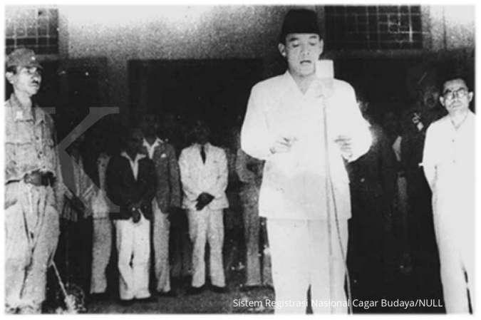 Biografi Singkat Bapak Proklamator Indonesia Ir Soekarno