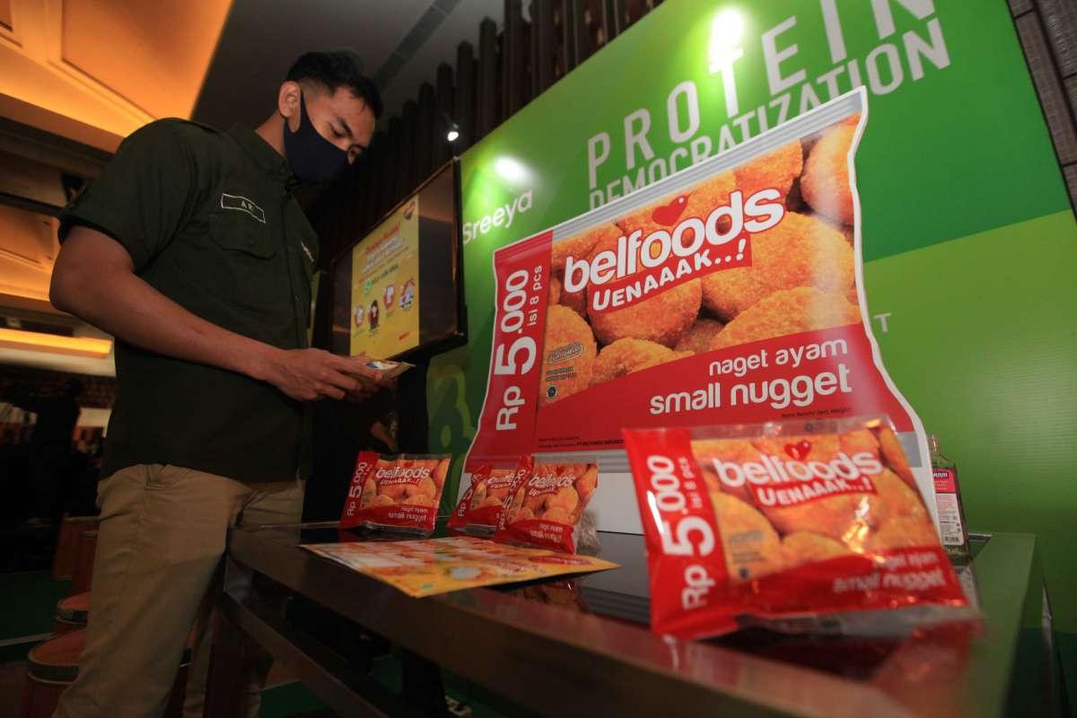 Perubahan nama Sierad Produce menjadi Sreeya Sewu