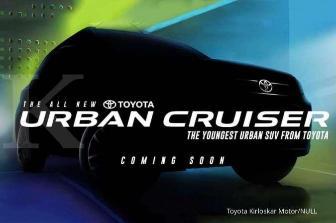 Toyota Urban Cruiser Akhirnya Resmi Dirilis Ini Harganya