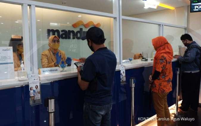 Kembali melemah, berapa kurs dollar-rupiah Bank Mandiri, hari ini Kamis 3 Desember?