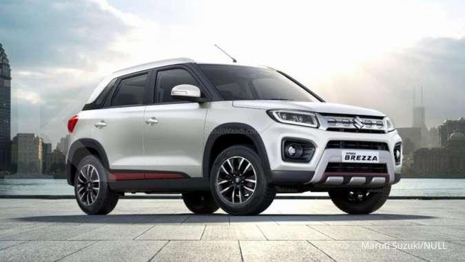 Teaser Suv Terbaru Muncul Di India Toyota Urban Cruiser Segera Meluncur
