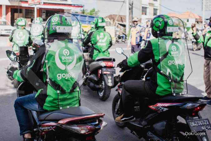 KUR BRI kini dengan mudah bisa diakses oleh mitra startup unicorn di Tanah Air yakni Tokopedia, Shopee, Gojek dan Grab.