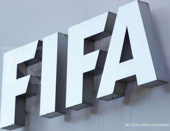 FIFA menunda gelaran Piala Dunia U20. Pengumuman tersebut terbit di laman resmi Federasi Sepak Bola Dunia (FIFA) pada Kamis (24/12/2020) malam WIB. REUTERS/Arnd Wiegmann