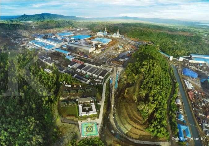 Kementerian ESDM proyeksikan ada empat smelter baru di 2021