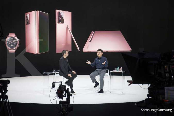 Samsung Galaxy Note20 Ultra resmi meluncur di selu