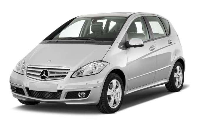 Harga mobil bekas Mercedes-Benz A-Class