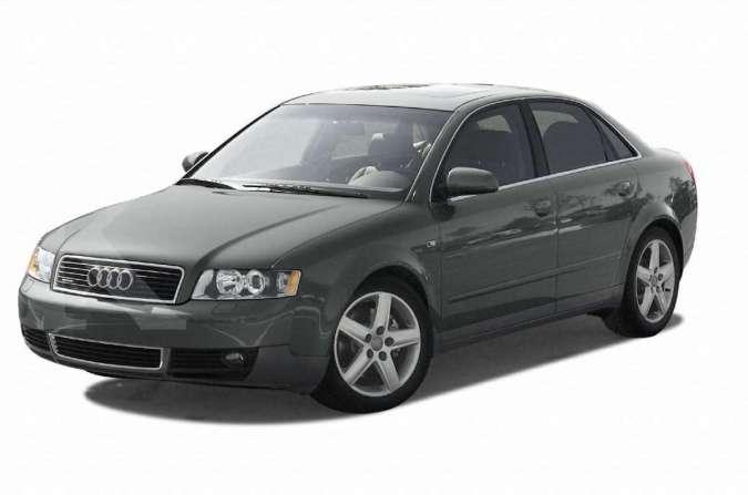 Harga mobil bekas Audi A4 2003