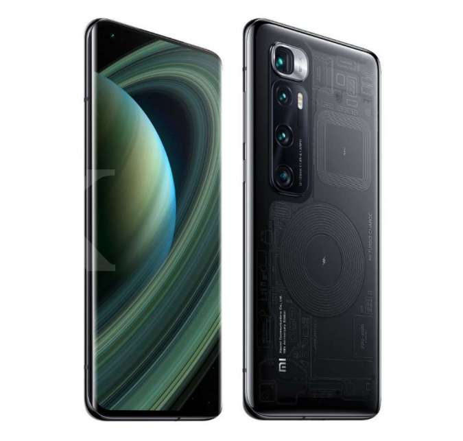 ILUSTRASI: Xiaomi Mi 10 Ultra