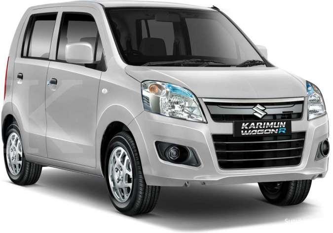 Harga mobil baru Karimun Wagon R