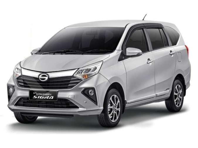 Harga mobil baru Daihatsu Sigra