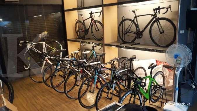 Cara Merintis Toko Sepeda Bekas