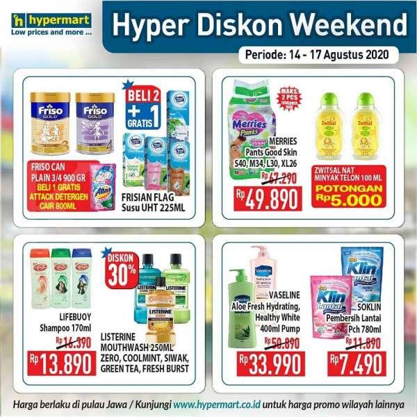 JSM Hypermart Promotion 14. - 17. August 2020