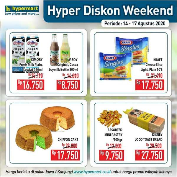 Promo JSM Hypermart 14 – 17 Agustus 2020