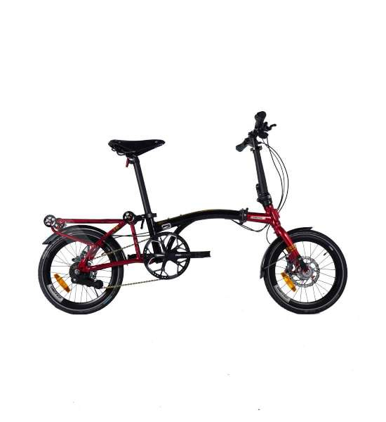 Harga Sepeda Lipat United Trifold Terkini Dibanderol Terjangkau