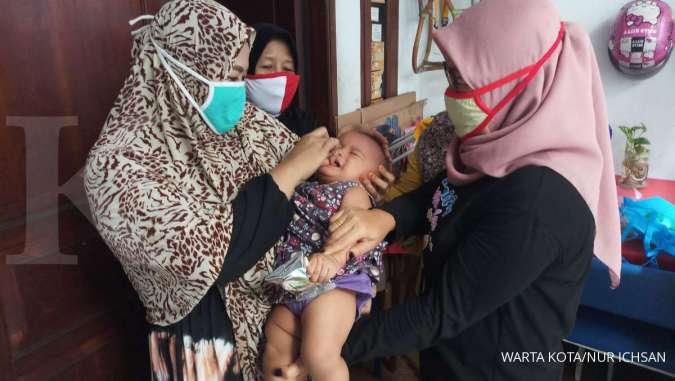 cara menenangkan bayi yang menangis