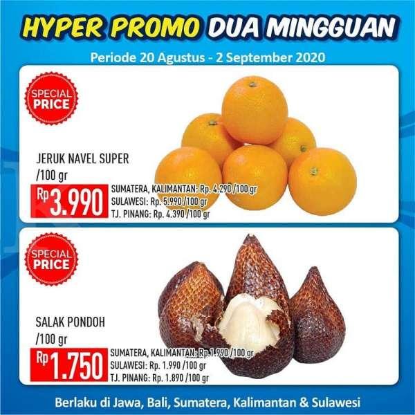 Promo Hypermart 20 Agustus � 2 September 2020