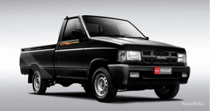 Isuzu Panther tahun segini murah banget, harga mobil pick up bekas mulai Rp 60 juta