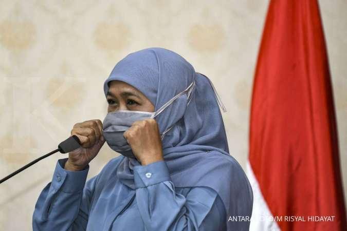 Positif terinfeksi Covid-19, Gubernur Khififah: Jangan sepelekan virus corona