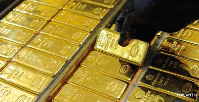 Harga emas tahun depan bakal tembus level psikologis