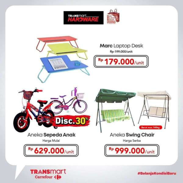 Terbaru Daftar Promo Transmart Carrefour Periode 26 Agustus 8 September 2020 Tribun Timur