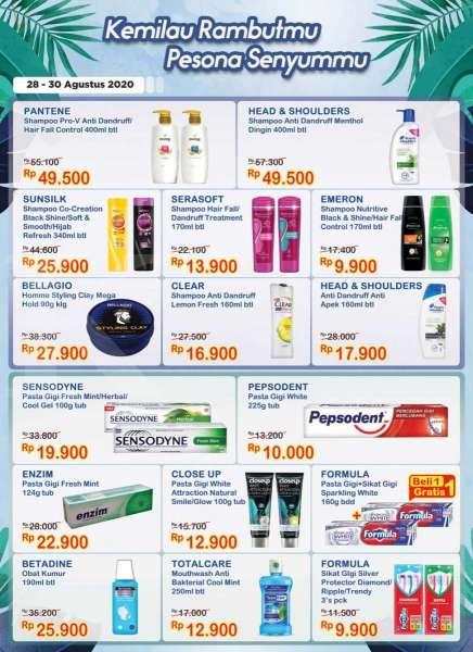 Katalog Promo Jsm Alfamart Indomaret Superindo Dan Hypermart 27 Agustus 2 September 2020 Halaman All Tribunnewswiki Com Mobile