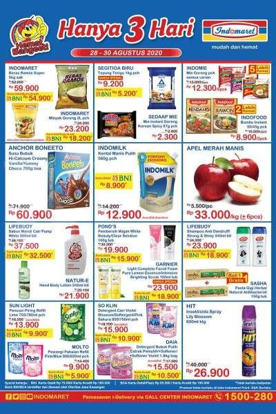 Katalog Promo Jsm Alfamart Indomaret Superindo Dan Hypermart 27 Agustus 2 September 2020 Tribunnewswiki Com Mobile