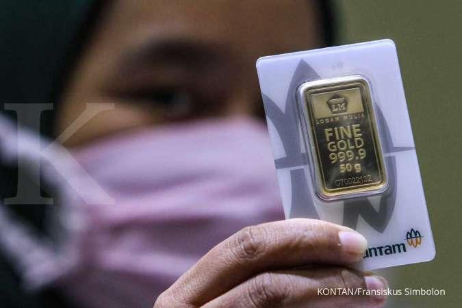 Selisih Harga Emas Hari Ini Dan Harga Buyback Menipis Rp 97 000 Per Gram 15 9