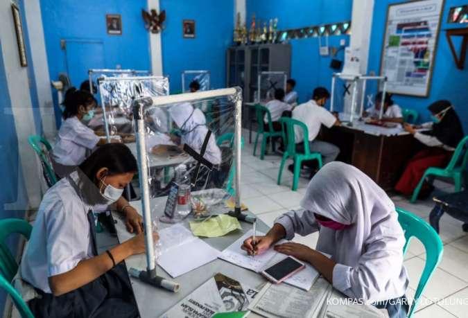 Siswa di DKI masih belajar dari rumah pada semester depan, ini penjelasan pemprov
