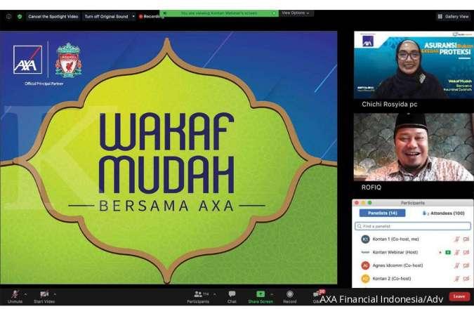 Kontan - AXA Financial Indonesia Adv Online