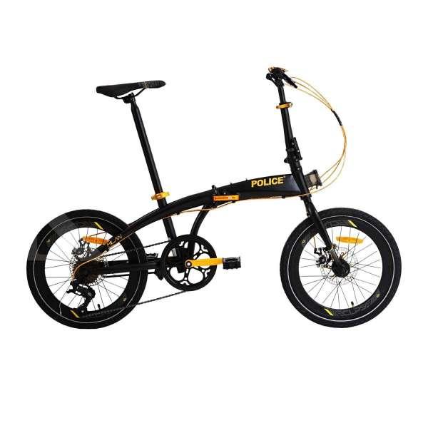 Baru dirilis! Harga sepeda lipat Police Milan murahnya gak main-main