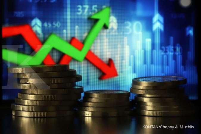 Sembilan saham Kompas100 torehkan all time high di Januari 2021, ada potensi koreksi