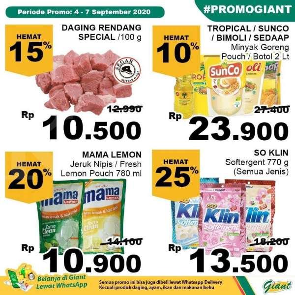 Katalog Lengkap Promo Jsm Indomaret Superindo Alfamart Hypermat Dan Giant 4 6 September 2020 Tribunnewswiki Com Mobile