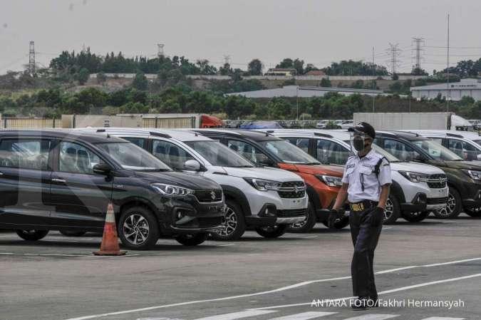Pemerintah tengah mempertimbangkan mobil bebas PPnBM